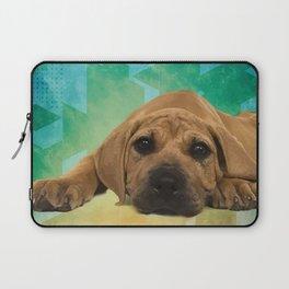 Boerboel puppy - South African Mastiff Laptop Sleeve