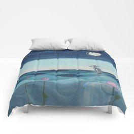 The Deep Blue Comforters