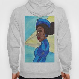 Follow me into the Blue- II Hoody
