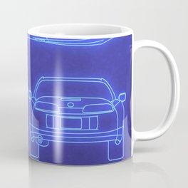 Supra Mk4 Coffee Mug