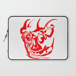 face8 red Laptop Sleeve