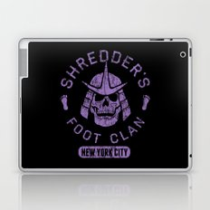 Bad Boy Club: Shredder's Foot Clan Laptop & iPad Skin