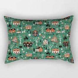 Salem Witches Rectangular Pillow