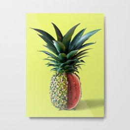 Pinemelon Metal Print