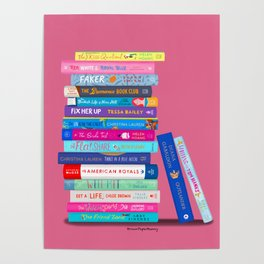 Romance Books Poster