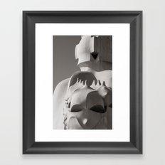 Cohort Framed Art Print