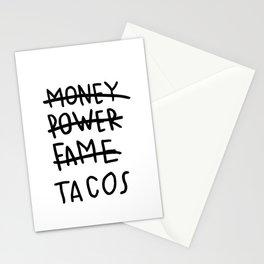 Taco Lyfe Stationery Cards