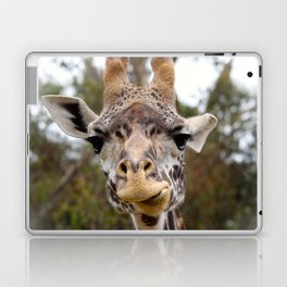 Masai Giraffee Laptop & iPad Skin