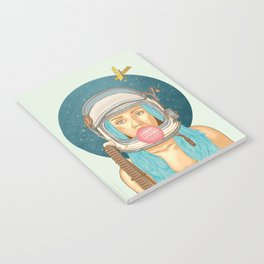 Bubblerella Notebook