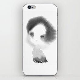little gost iPhone Skin