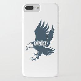 Make America Great Again Eagle, USA iPhone Case