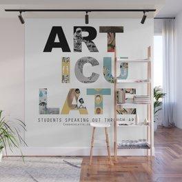 Articulate Wall Mural