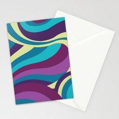 Misty Sapphire Stationery Cards