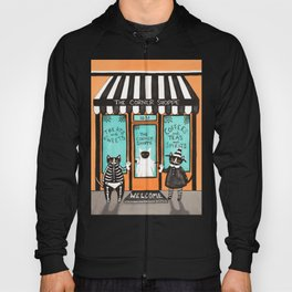 The Corner Shoppe for Cats Hoody