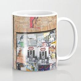 Rock Sound of the Metropolis Coffee Mug