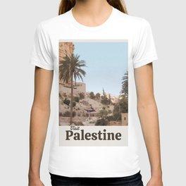 Visit Palestine T-shirt