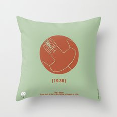 1930 Throw Pillow