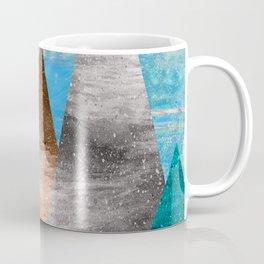 Sun and Mountains Coffee Mug