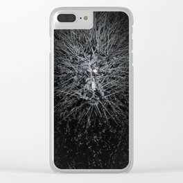 Son of lion volume 1 Clear iPhone Case
