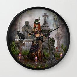 Maman Brigitte Wall Clock