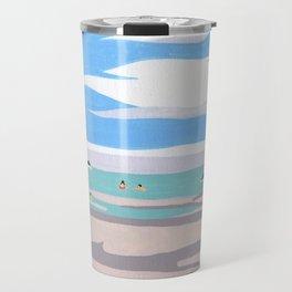 Waiheke beach Travel Mug