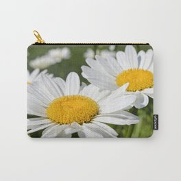 Summer Time Daisies Photography Carry-All Pouch