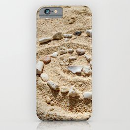 Heart of Te Fiti iPhone Case