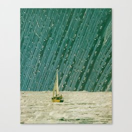 by sea (full version) Canvas Print