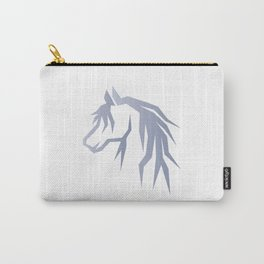 Absract Horse Carry-All Pouch