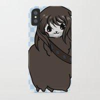 kili iPhone & iPod Cases featuring Dwarpacas(Kili) by Lady Cibia