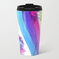 Dotted Quarter Travel Mug