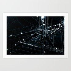 ray 01 Art Print