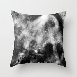 Fall of Ásgarðr Throw Pillow