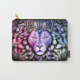 Leo - Colorized Carry-All Pouch