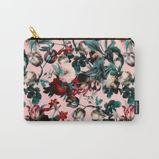 SUMMER BOTANICAL XI Carry-All Pouch