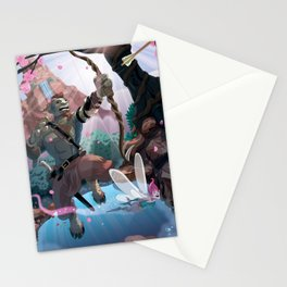 Almighty Pan Stationery Cards