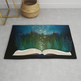 Open Your Imagination Rug