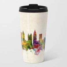 Atlanta Georgia Skyline Travel Mug