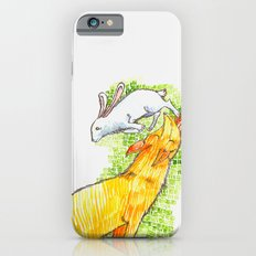 Fox Chasing Rabbit iPhone 6s Slim Case