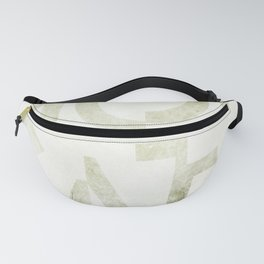 Moscato Wine Typography Fanny Pack