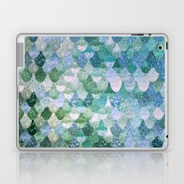 REALLY MERMAID OCEAN LOVE Laptop & iPad Skin