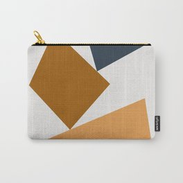 Abstract Geometric 24 Carry-All Pouch