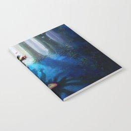 Forest Majora Notebook