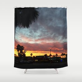 8:00 North Shower Curtain