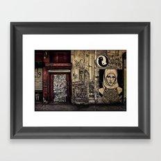 West Village Wall Framed Art Print