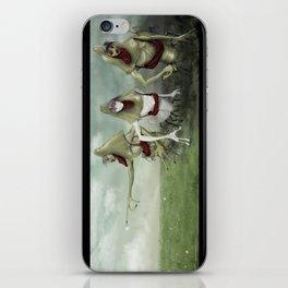 3 Lurkers  iPhone Skin