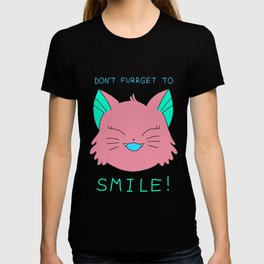 smile.cat (red lickorice flavour) T-shirt
