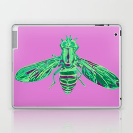 Syrphid Fly Laptop & iPad Skin