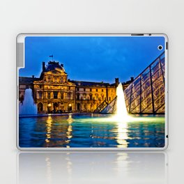 Palais du Louvre II Laptop & iPad Skin