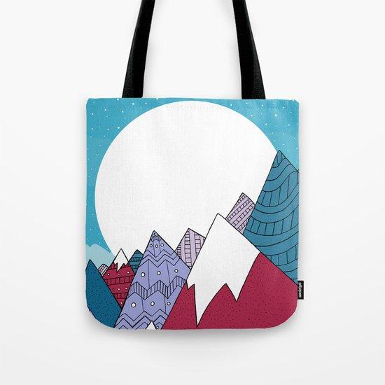 Blue Sky Mountains by stevewade